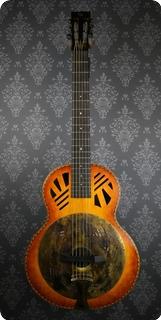 Vilhelm Engström Guitars M 62 Resonator