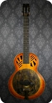Vilhelm Engstrm Guitars M 62 Resonator