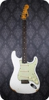 Fender Custom Shop 60 Stratocaster Relic Olympic White