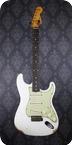 Fender Custom Shop 60 Stratocaster Relic Olympic White