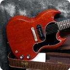 Gibson Les Paul Junior 1962 Cherry