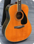 Yamaha L 25AT Brazilian Owned By Tommy Tedesco 1981 Natural Finish