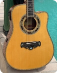 Bozo Podunavac Guitars Bell Western B 75 12 String 2011 Natural Finish
