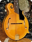 Gibson F 5GR Gold Rush 2006 Flamey Maple