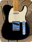 Fender Telecaster 1983 Black Finish