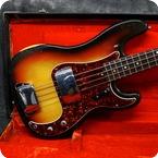 Fender Precision 1968 Sunburst