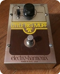 Electro Harmonix Little Big Muff Pi 1977 Metal Box