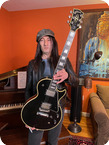 Gibson 68 Reissue Les Paul Custom Ex Guns n Roses 2000 Black
