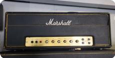Marshall JMP50 Plexi Ex GUNS N ROSES 1968 Black