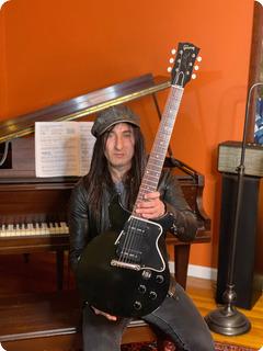 Gibson Custom Shop Les Paul Special Double Cut Ex Guns 'n' Roses 2000 Black