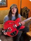 Gibson ES325 Semi Acoustic Ex GUNS N ROSES 1970 Cherry Red