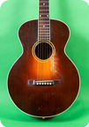 Gibson L 1 1930 Sunburst