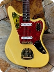 Fender Jaguar 62 Reissue Ltd. Edition 1994 See Thru Blonde Finish