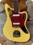 Fender Jaguar 62 Reissue Ltd. Edition 1994 See Thru Blonde Finish