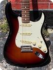 Fender Stratocaster 2016 Sunburst
