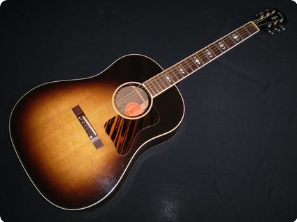 Gibson Advanced Jumbo 2007 Sunburst