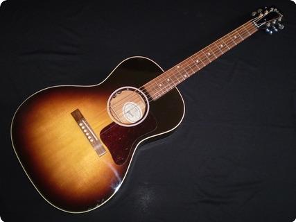 Gibson L 00 Std 2017 Sunburst