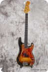 Fender Precision Bass 1960 Sunburst