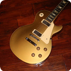 Gibson Les Paul Deluxe 1972 Goldtop