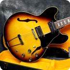Gibson ES 335TD 1968 Sunburst