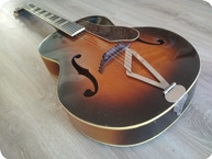 Gretsch 6014 Synchromatic 1953 Sunburst