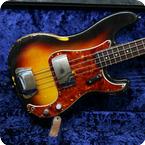 Fender Precision 1962 Sunburst
