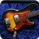 Fender -  Precision 1962 Sunburst