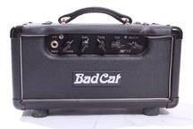 Bad Cat Lil 15 Head W Extras 2008 Black