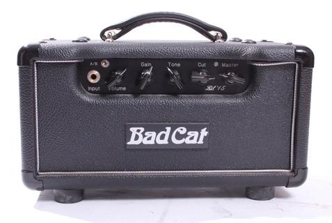 Bad Cat Lil' 15 Head W/ Extras 2008 Black