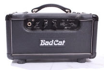 Bad Cat Lil 15 Head W Extras 2008 Black