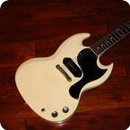 Gibson SG Junior 1963 White