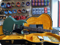 Gibson Custom Shop 63 SG Special Reissue Antique Pelham Blue 2020