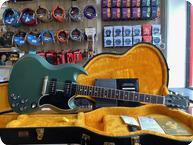 Gibson Custom Shop 63 SG Special Reissue Antique Pelham Blue 2020