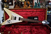 Gibson Custom Shop 67 Flying V Wildwood Exclusive James Hetfield Relic