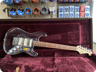 George Fedden Acrylic Strat Light Up