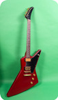 Gibson Explorer 1982 Red