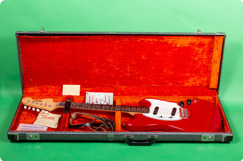 Fender Duo Sonic 1965 Red