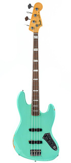 Fender Custom Fender 64 Jazz Bass Seafoam Green Relic 2012