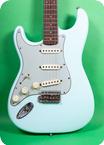 Fender Stratocaster Left Handed 1962 Sonic Blue