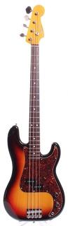 Fender Precision Bass '62 Reissue 2002 Sunburst