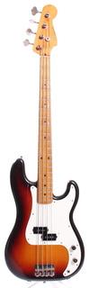 Fender Precision Bass '57 / 58 Reissue Extrad 1990 Sunburst