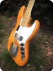 Fender Jazz Bass 1974 Natural