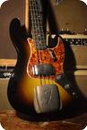 Fender Jazz Bass 1960 Sunburst