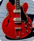 Gibson ES 330TDC 1965 Cherry Finish