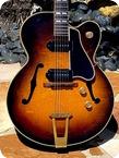 Gibson ES 350 1951 Sunburst Finish