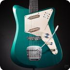UMA Guitars Jetson 2 2021 Sherwood Green