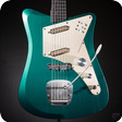 UMA Guitars Jetson 2 2021 Sherwood Green