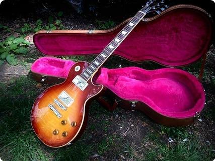 Gibson Les Paul Standard 2008 Cherry Sunburst