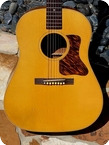 Gibson J 35 Special Order 1942 Opaque Blonde Finish