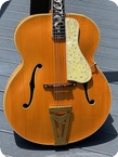 Gibson-Super 400N -1940-Blonde Finish